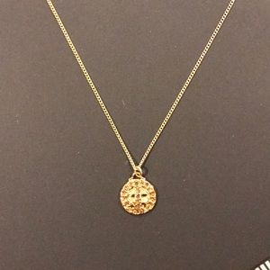 Marc Jacobs buckle necklace